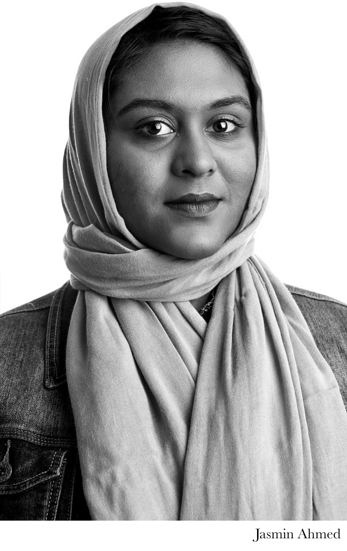 jasmin Ahmed